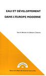 Livre numérique Eau et développement dans l'Europe moderne