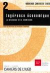 Livre numérique Ingérence économique