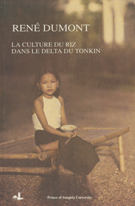 Livre numérique La culture du riz dans le delta du Tonkin