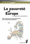 Livre numérique La pauvreté en Europe