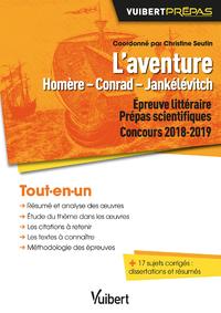 Livre numérique L'aventure  Homère - Conrad - Jankélévitch