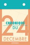 Livre numérique Chronique du 24 décembre