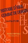 Livre numérique Histoire d'hier, combat de demain