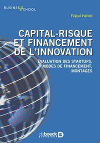 CAPITAL-RISQUE ET FINANCEMETN DE L'INNOVATION