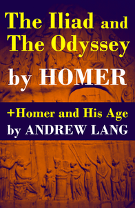 the views of society regarding the odyssey and the iliad