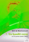 Livre numérique Un bandit corse et 25 autres contes