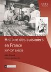 Livre numérique Histoire des cuisiniers en France