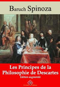 Les Principes de la philosophie de Descartes – suivi d'annexes