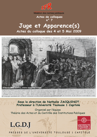 Juge et Apparence(s)