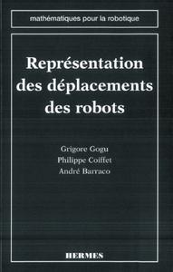 Livre numérique Représentation des déplacements des robots (coll. Mathématiques pour la robotique)