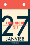 Livre numérique Chronique du 27  janvier