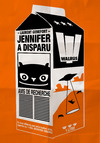 Livre numérique Jennifer a disparu