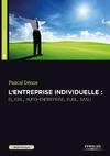 Livre numérique L'entreprise individuelle : EI, EIRL, auto-entreprise, EURL, SASU