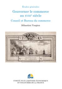 Livre numérique Gouverner le commerce au XVIIIesiècle