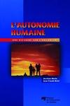 Livre numérique L'autonomie humaine