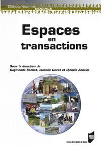 Espaces en transactions
