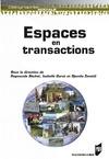 Livre numérique Espaces en transactions