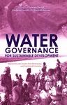 Livre numérique Water Governance for Sustainable Development