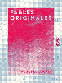 Fables originales