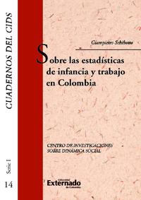 Sobre las estad?sticas de infancia y trabajo en Colombia