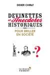 Livre numérique Devinettes et anecdotes historiques pour briller en société