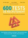 Livre numérique 600 tests de recrutement