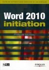 Livre numérique Word 2010 - Initiation