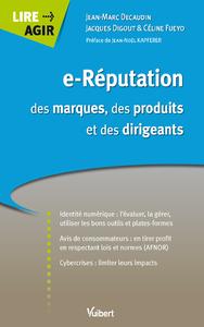 Livre numérique e-Réputation des marques, des produits et des dirigeants