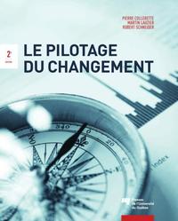 Livre numérique Le pilotage du changement, 2e édition