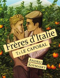 Livre numérique Frères d'Italie, tome 1 : Le caporal