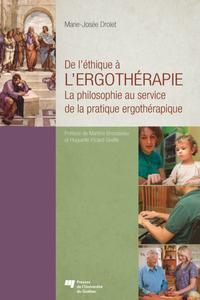 Livre numérique De l'éthique à l'ergothérapie