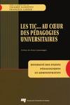 Livre numérique TIC... Au coeur des pédagogies universitaires
