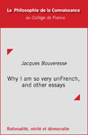 Livre numérique Why I am so very unFrench, and other essays