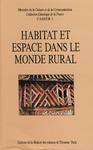 Livre numérique Habitat et espace dans le monde rural