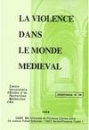 Livre numérique La violence dans le monde médiéval