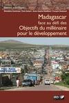 Livre numérique Madagascar face au défi des Objectifs du millénaire pour le développement