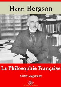 La Philosophie française ? suivi d'annexes