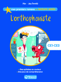Livre numérique L'orthophoniste lecture aidée