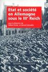 Livre numérique État et société sous le IIIe Reich