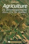 Livre numérique Agriculture et développement dans l'est du Québec