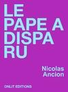 Livre numérique Le Pape a disparu