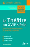 Livre numérique Le Théâtre au XVIIe siècle