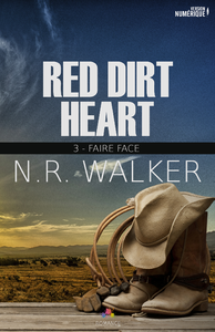 FAIRE FACE - RED DIRT HEART - T3 - RED DIRT HEART, T3