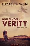 Livre numérique Nom de code : Verity