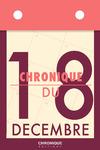 Livre numérique Chronique du 18 décembre
