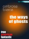 Livre numérique The ways of ghosts