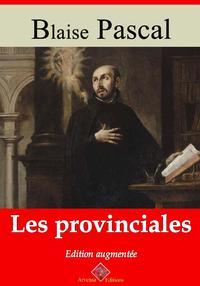 Les Provinciales – suivi d'annexes