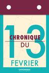 Livre numérique Chronique du 13  février