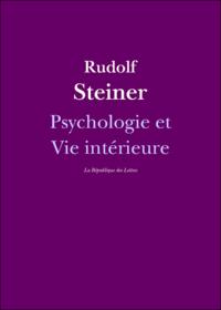 Livre numérique Psychologie et Vie intérieure