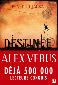 Image de couverture (Alex Verus. Volume 1, Destinée)